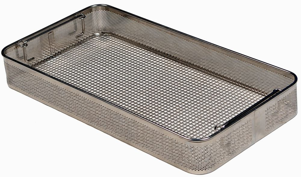 welded wire mesh tray
