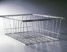 ISO standard sterile/ sterilization basket - stackable and nestable