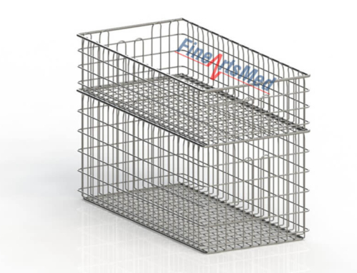 STERILE GOODS BASKETS – DIN SIZE