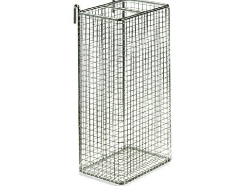 Catheter basket 150/100/200-280-480, Stainless Steel (SUS304), e-polished