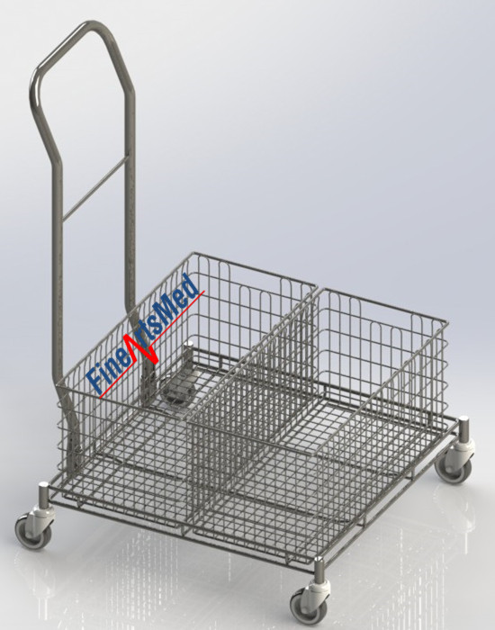 DIN BASKET TROLLEY