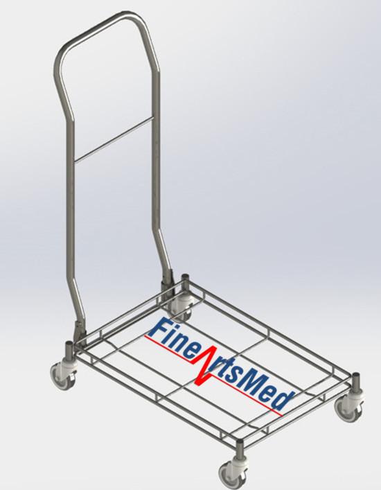 ISO-SPRI BASKET TROLLEY