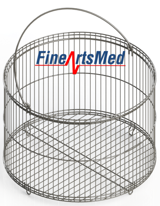 Vertical Sterilizer basket
