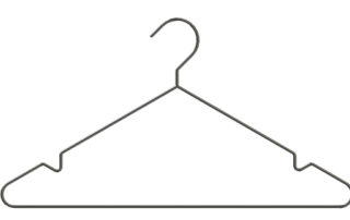 CSSD clothes hanger