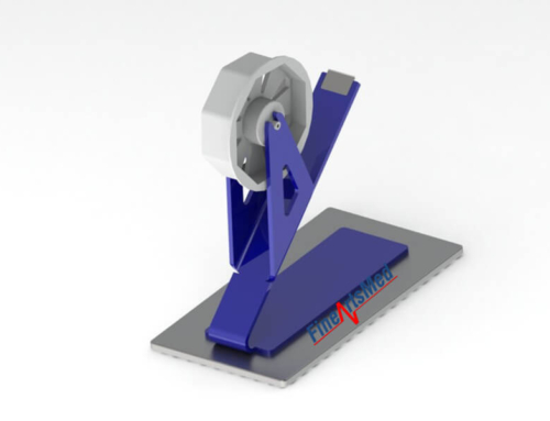 TAPE DISPENSER FOR CSSD / INFECTION CONTROL SECTION